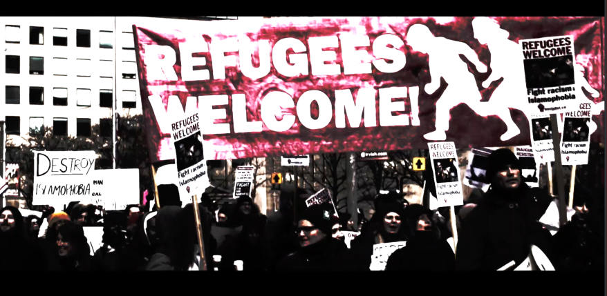 All Refugees Are Welcome